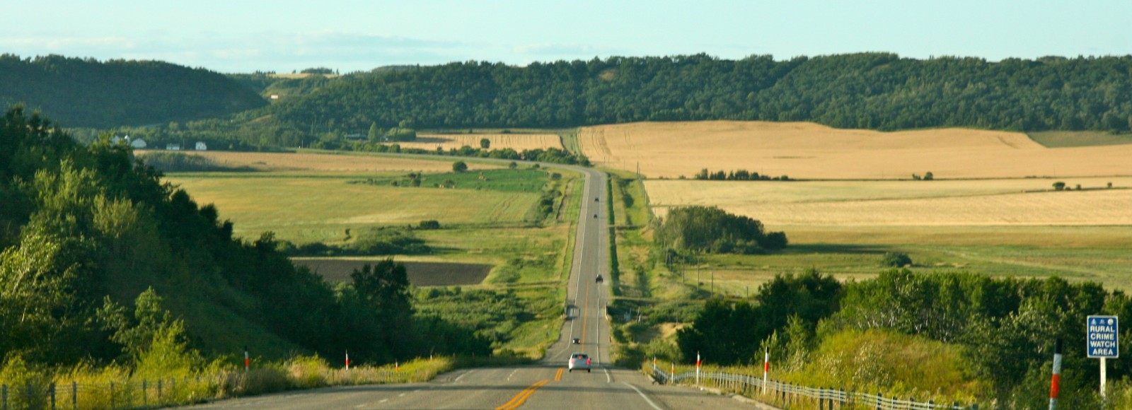 Minnedosa Valley, Manitoba