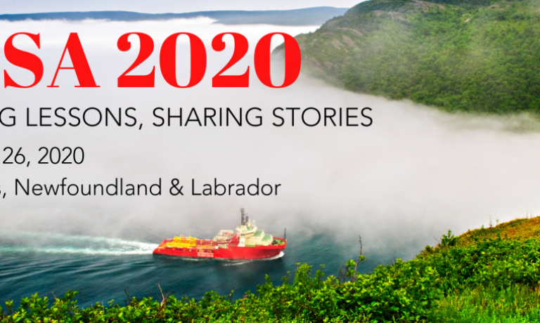 ISISA 2020: Sharing Lessons, Sharing Stories